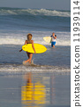 冲浪 冲浪者 海浪 11939114