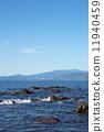 Izu peninsular landscape 11940459