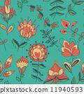 花 自然 春天 11940593