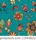 花 自然 春天 11940622