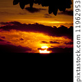 outdoor tropical sunset 11962953