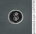 stack, bundle, dollar 11974795