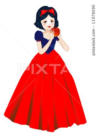 snow White 11978090