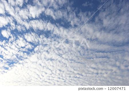 天空 蓝天 蓝蓝的天空 12007471