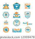 cycling, icon, helmet 12009478