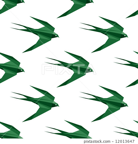 Swallow - Easy Origami instructions For Kids | 468x450