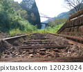 discontinued railroad line, discounted line, railroad 12023024