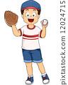 Baseball Boy 12024715