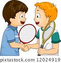 Sportsmanship Handshake 12024919