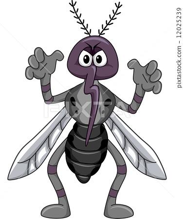 Mosquito Mascot 12025239