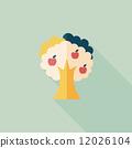 เวกเตอร์,ต้นไม้,ฝ่ามือ 12026104