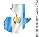 guatemala, background, flag 12030792