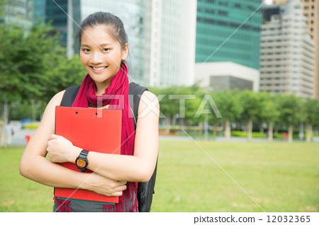 Female University Student 12032365