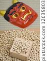 절분 붉은 악마 볶은 콩 12035803
