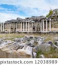 turkey, ruin, ruins 12038989