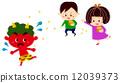 Setsubun的豆粉 12039373