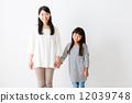 朋友和父母的孩子形象 12039748