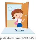 School girl 12042453