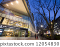 Night view of Omotesando 12054830