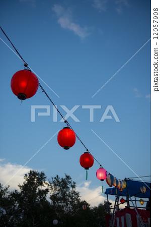 Lantern (Bon odori venue) 12057908