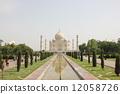 泰姬陵 阿格拉 印度 12058726