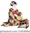 歌舞伎 女性 女 12058866
