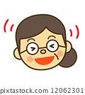 奶奶在笑 12062301