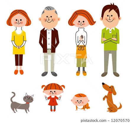 6代3代家庭和2代 12070570