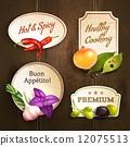 herb, garlic, spice 12075513
