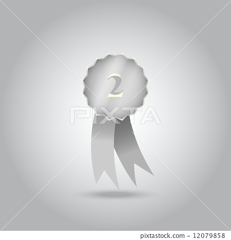 second place ribbon 12079858