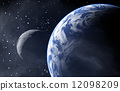 planet, galaxy, space 12098209