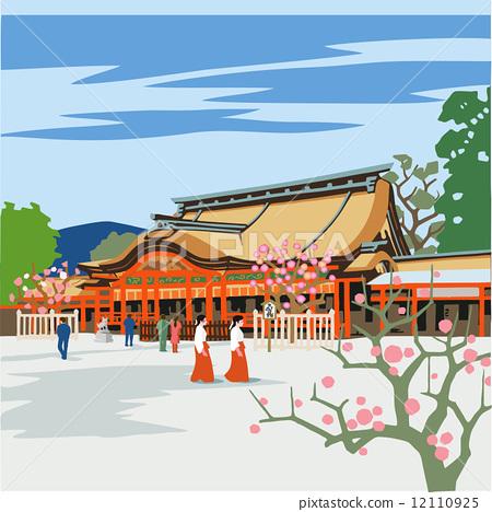 Dazaifu Tenmanguugu 12110925
