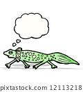 newt, idea, illustration 12113218