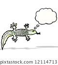 newt, cartoon, art 12114713