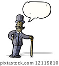 cane, top, hat 12119810