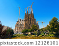 Sagrada Familia - Barcelona Spain 12126101