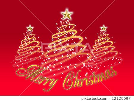 聖誕卡聖誕快樂04 12129097