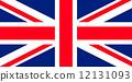 ธงประจำชาติสหราชอาณาจักร 12131093