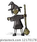 長柄掃帚 掃把 掃帚柄 12170178