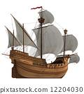 caravel, vessel, wave 12204030