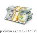 纸币 美元 现金 12232135