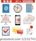 clock, business, office 12232743