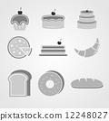 음식, 케이크, 빵 12248027