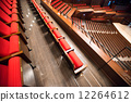 椅子 大厅 演唱会 12264612