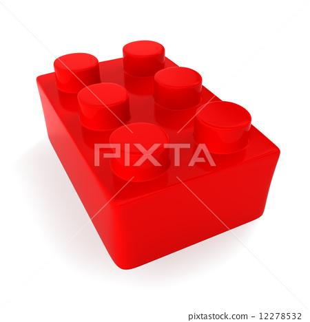 Toy brick 12278532