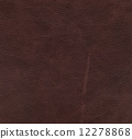 red and brown leather texture 12278868