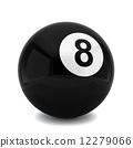 8, ball, game 12279066