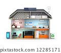 智能住宅 電 創新 12285171