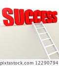 Ladder to success 12290794