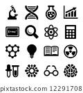 เวกเตอร์,สัญลักษณ์,วิทยาศาสตร์ 12291708